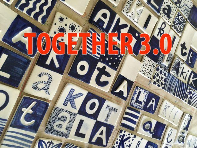Kerámia szimpózium Budaörsön / Together 3.0
